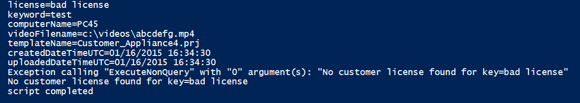 Powershell_SQL_Catch_Error_In_SPROC