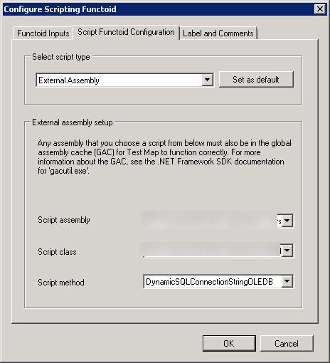 ScriptingFunctoidSQLServer