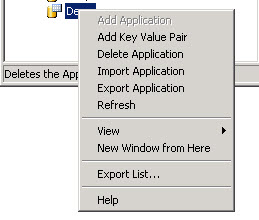 SSO-App-Right-Click-Menu