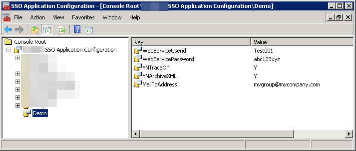 SSO_Application_Configuration_MMC_Tool